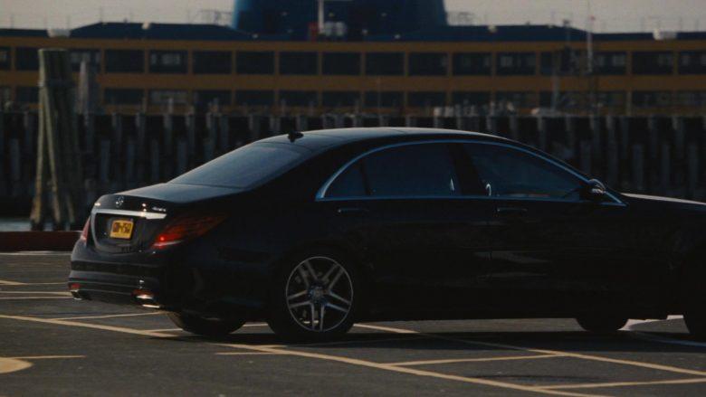 Mercedes-Benz S-Class Cars in Succession Season 1 Episode 1 Celebration (2)