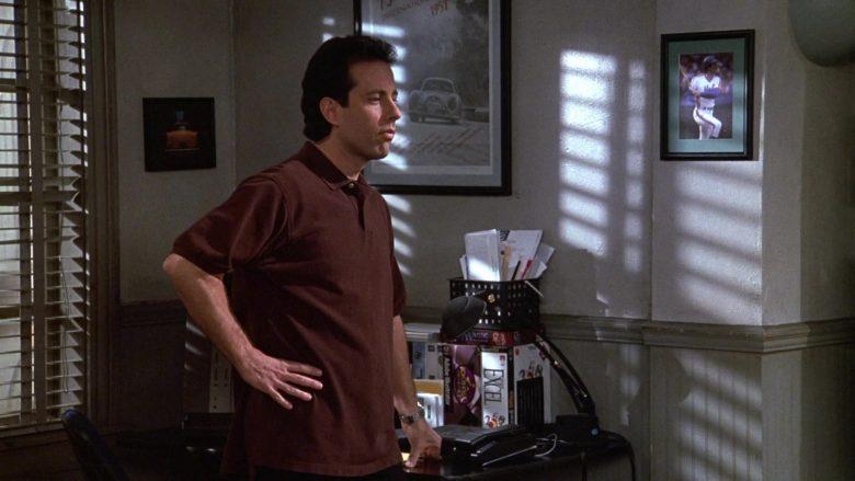 Microsoft Excel Book in Seinfeld Season 9 Episodes 23-24 The Finale