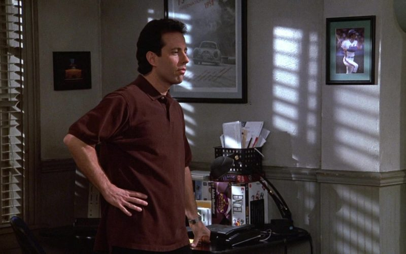 Microsoft Excel Book in Seinfeld Season 9 Episodes 23-24 The Finale
