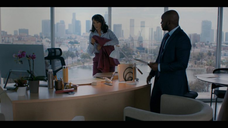Microsoft Surface Studio All-In-One Computer Used by Jennifer Beals as Bette Porter in The L Word Generation Q
