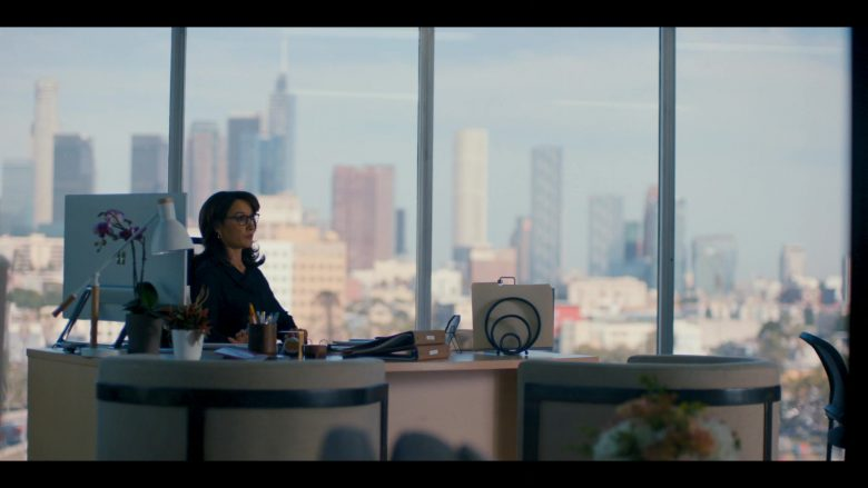 Microsoft Surface Studio All-In-One Computer Used by Jennifer Beals as Bette Porter in The L Word Generation Q (3)