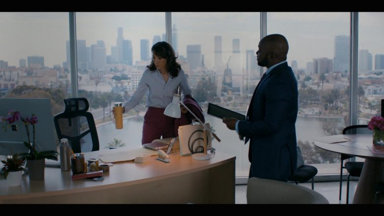 Microsoft Surface Studio All-In-One Computer Used by Jennifer Beals as Bette Porter in The L Word Generation Q Se (1)