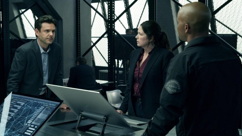 Microsoft Surface Studio All-In-One Computer in S.W.A.T. Season 3 Episode 10 Monster