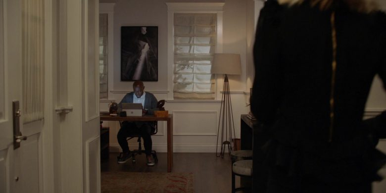 Microsoft Surface Tablet Used by Taye Diggs as Billy Baker in All American Season 2 Episode 8 (1)