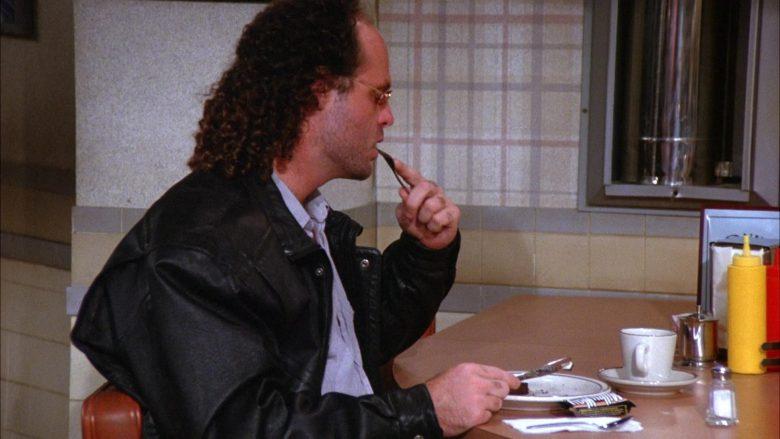 "Milky Way Chocolate Bar in Seinfeld Season 6 Episode 3 ""The Pledge Drive"" (1994) TV Show"