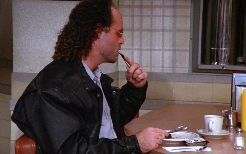 Milky Way Chocolate Bar in Seinfeld Season 6 Episode 3 The Pledge Drive