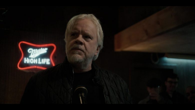 Miller High Life Neon Sign in Castle Rock Season 2 Episode 9 Caveat Emptor
