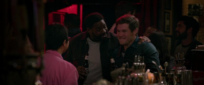 Miller Lite Beer Enjoyed by Adam DeVine & Ron Funches in Jexi (1)