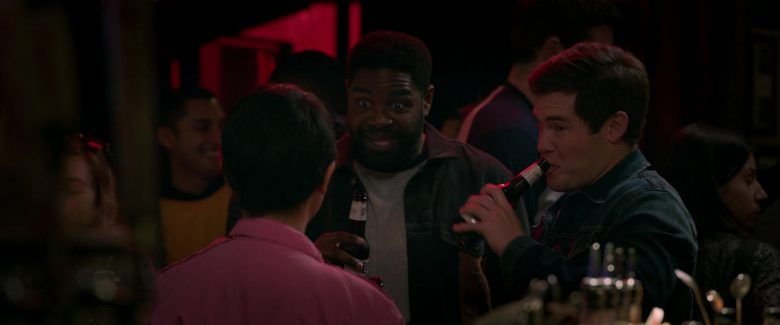 Miller Lite Beer Enjoyed by Adam DeVine & Ron Funches in Jexi (2)