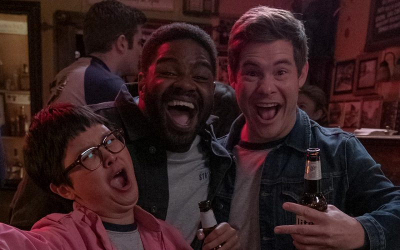 Miller Lite Beer Enjoyed by Adam DeVine & Ron Funches in Jexi (3)