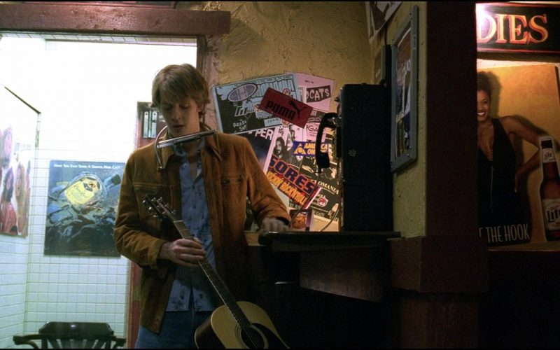 Miller Lite Beer Poster in Josie and the Pussycats