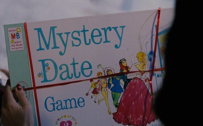Milton Bradley Mystery Date Board Game in The Santa Clause (1)