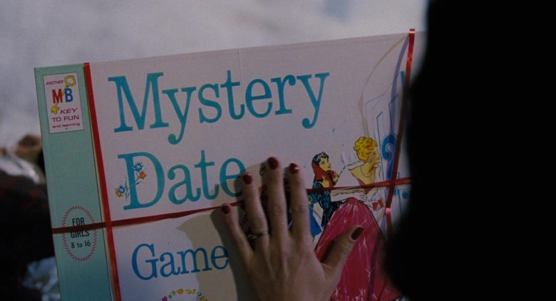 Milton Bradley Mystery Date Board Game in The Santa Clause (2)