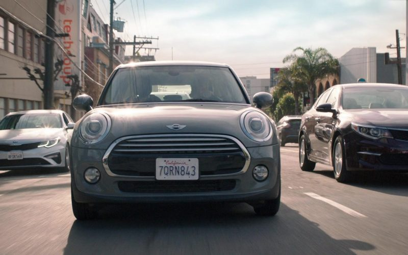 Mini Cooper Car Used by Adam DeVine in Jexi