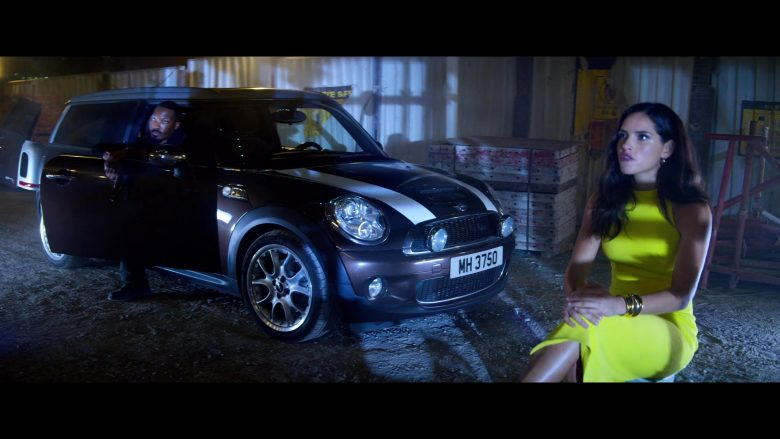 Mini Countryman Car in 6 Underground (2019)