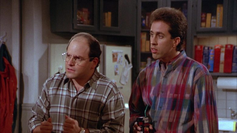 Minute Maid Juice Enjoyed by Jerry Seinfeld in Seinfeld Season 3 Episode 8 The Tape (1)