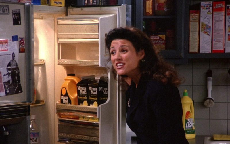 Minute Maid Juices in Seinfeld Season 6 Episode 3 The Pledge Drive (1)
