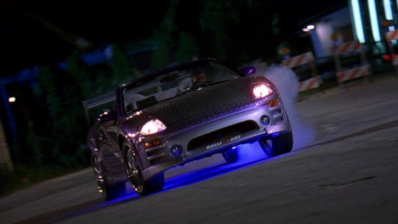 Mitsubishi Eclipse Spyder GTS 3G Car in 2 Fast 2 Furious (7)
