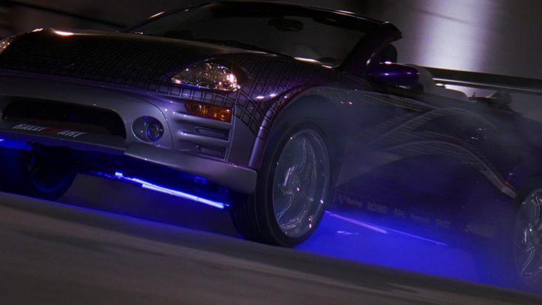 Mitsubishi Eclipse Spyder GTS 3G Car in 2 Fast 2 Furious (8)