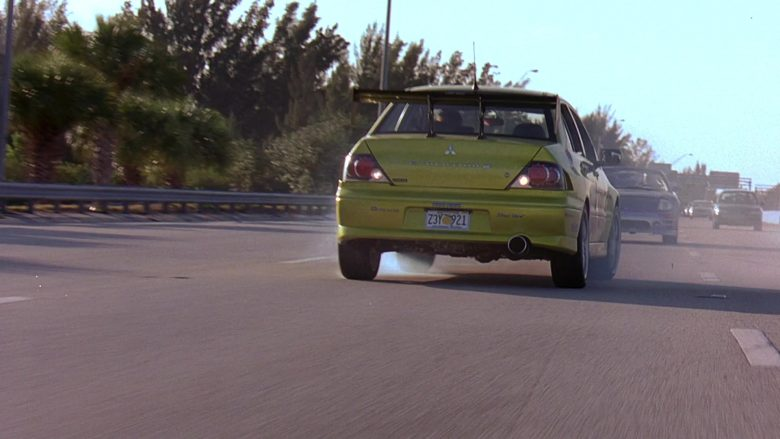 Mitsubishi Lancer Evolution VII [CT9A] Car in 2 Fast 2 Furious (10)