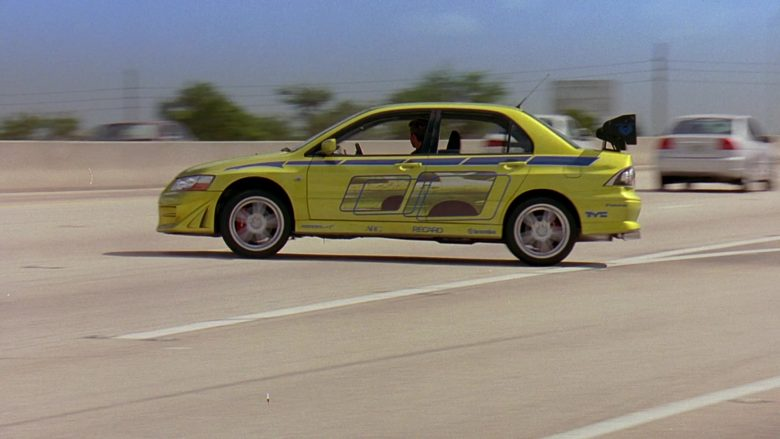 Mitsubishi Lancer Evolution VII [CT9A] Car in 2 Fast 2 Furious (13)