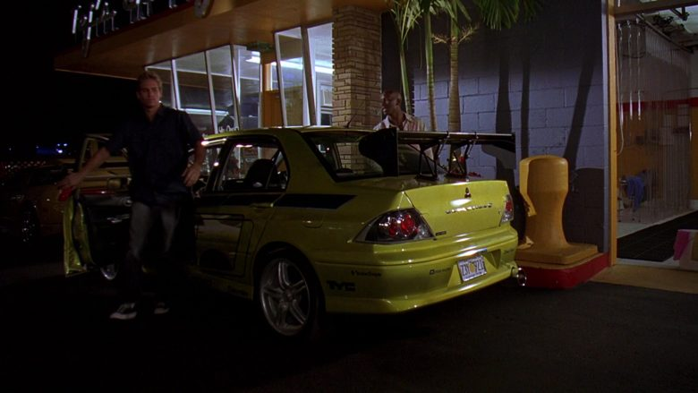 Mitsubishi Lancer Evolution VII [CT9A] Car in 2 Fast 2 Furious (14)