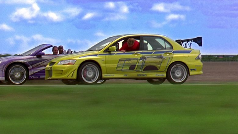 Mitsubishi Lancer Evolution VII [CT9A] Car in 2 Fast 2 Furious (16)