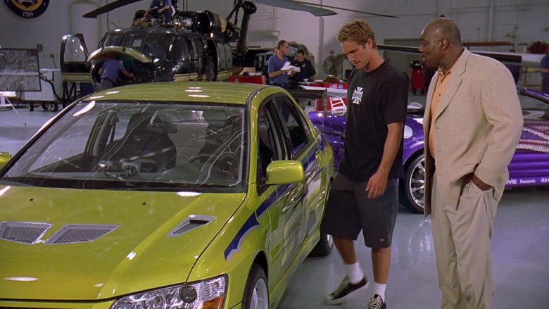 Mitsubishi Lancer Evolution VII [CT9A] Car in 2 Fast 2 Furious (2)