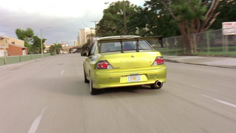 Mitsubishi Lancer Evolution VII [CT9A] Car in 2 Fast 2 Furious (3)