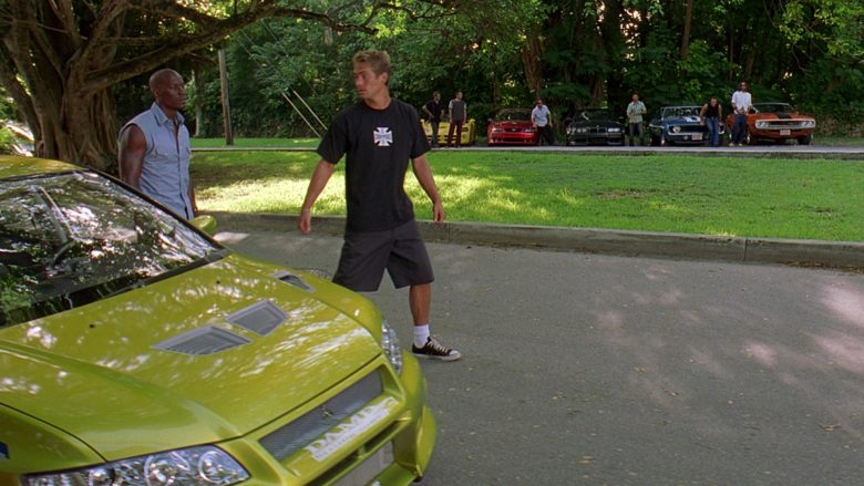 Mitsubishi Lancer Evolution VII [CT9A] Car in 2 Fast 2 Furious (6)