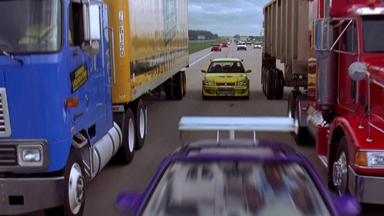 Mitsubishi Lancer Evolution VII [CT9A] Car in 2 Fast 2 Furious (9)