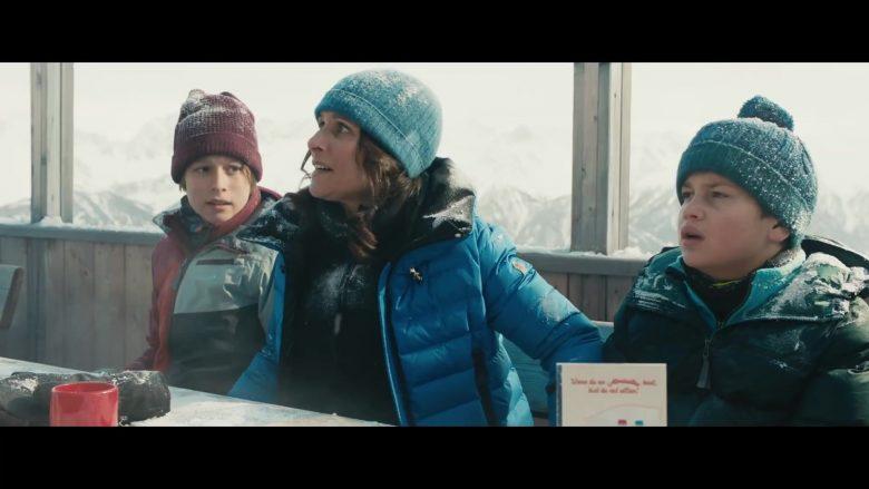 Moncler Blue Jacket For Women Worn by Julia Louis-Dreyfus in Downhill (2)