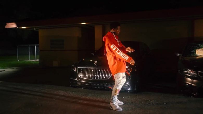 "Moncler Jacket Outfit Worn by NBA YoungBoy in ""Dirty lyanna"" (2019) - Official Music Video Product Placement"