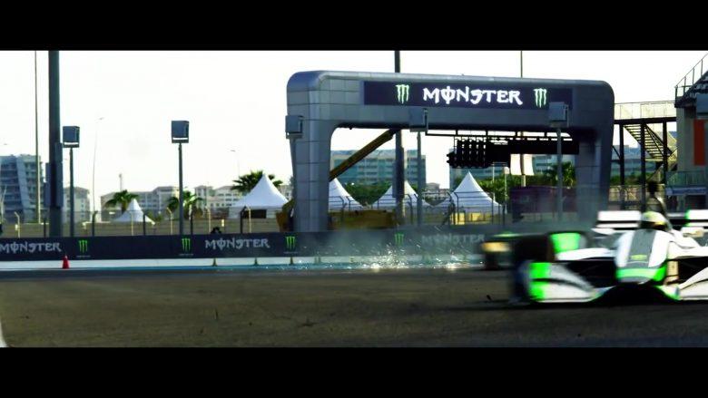 Monster Energy Drink in 6 Underground Movie (1)