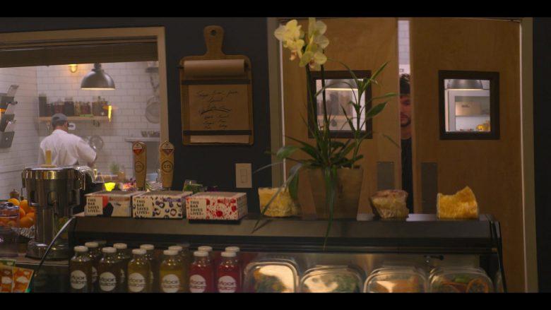 Moon Juice in YOU Season 2 Episode 10 Love, Actually