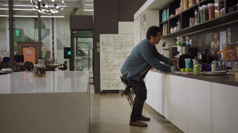 Mountain Dew Soda Can in Silicon Valley Season 6 Episode 7 Exit Event (2019)