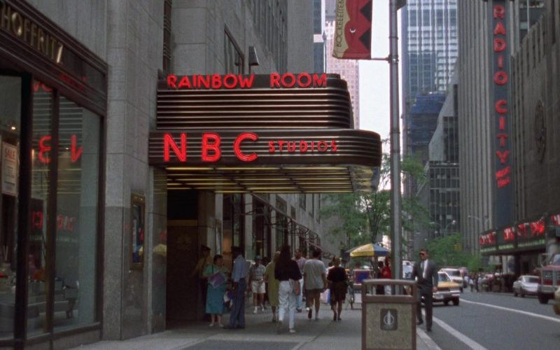NBC Studios Rainbow Room in Seinfeld Season 6 Episode 14-15 The Highlights of 100 (1)