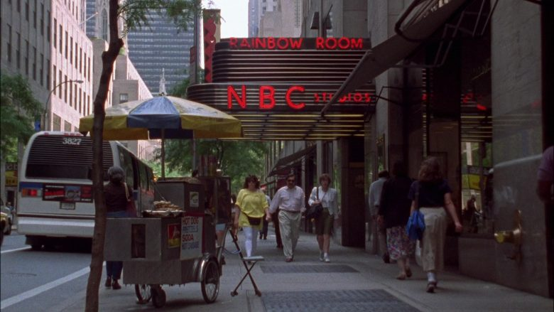 NBC Studios Rainbow Room in Seinfeld Season 6 Episode 14-15 The Highlights of 100 (2)