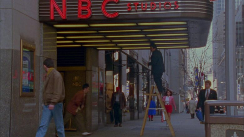 NBC Studios in Seinfeld Season 4 Episodes 23-24 The Pilot (1)