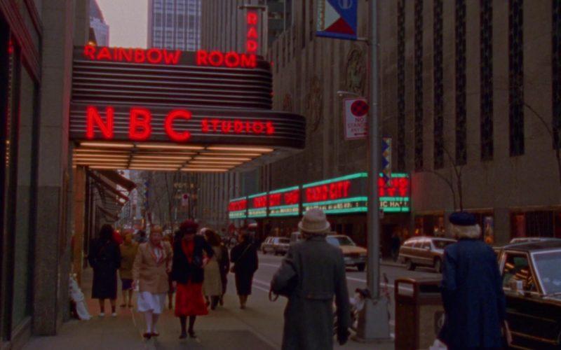NBC Studios in Seinfeld Season 4 Episodes 23-24 The Pilot (3)