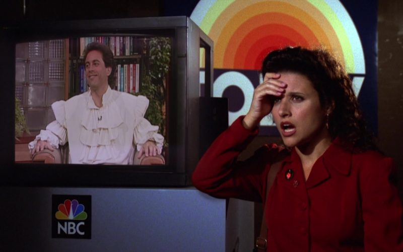 NBC Today American Talk Show in Seinfeld Season 5 Episode 2 The Puffy Shirt (3)
