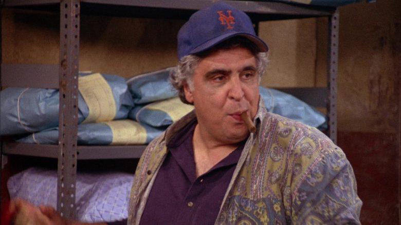 NY Mets Blue Cap in Seinfeld Season 2 Episode 7 The Revenge (1991)