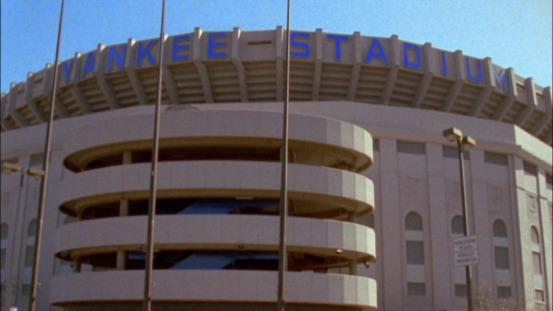 NY Yankees Baseball Team in Seinfeld Season 6 Episode 1 The Chaperone (1)