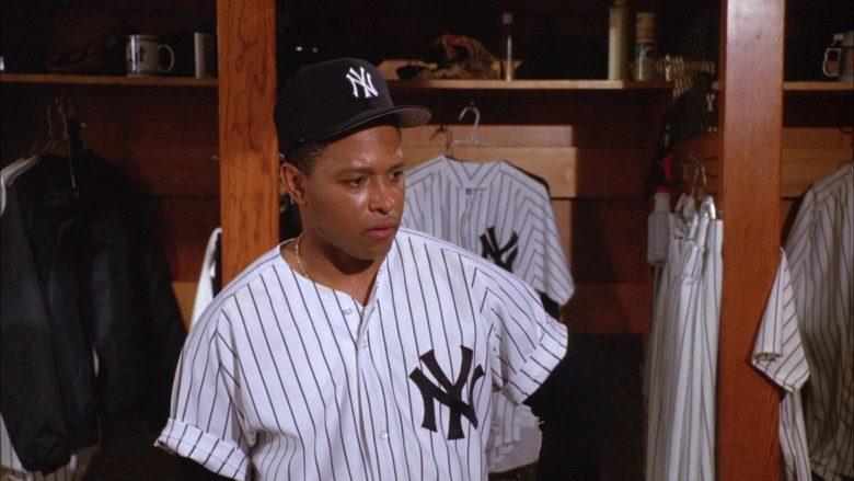 NY Yankees Baseball Team in Seinfeld Season 6 Episode 1 The Chaperone (4)