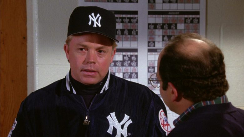 NY Yankees Baseball Team in Seinfeld Season 6 Episode 1 The Chaperone (7)