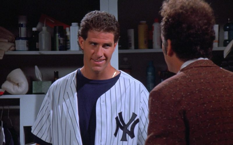 NY Yankees Baseball Team in Seinfeld Season 7 Episode 4 The Wink (4)