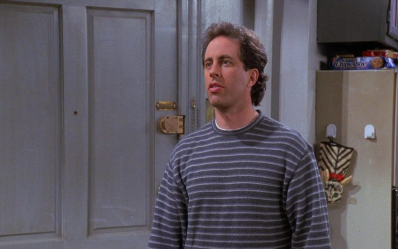 Nabisco Chips Ahoy! in Seinfeld Season 8 Episode 5 The Package (1)
