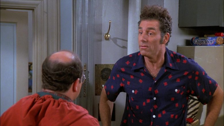 Nabisco Chips Ahoy! in Seinfeld Season 8 Episode 5 The Package (3)