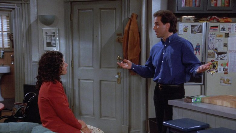Nabisco Snackwell's Devils Food Cookies Enjoyed by Jerry Seinfeld in Seinfeld Season 7 Episode 4 (2)