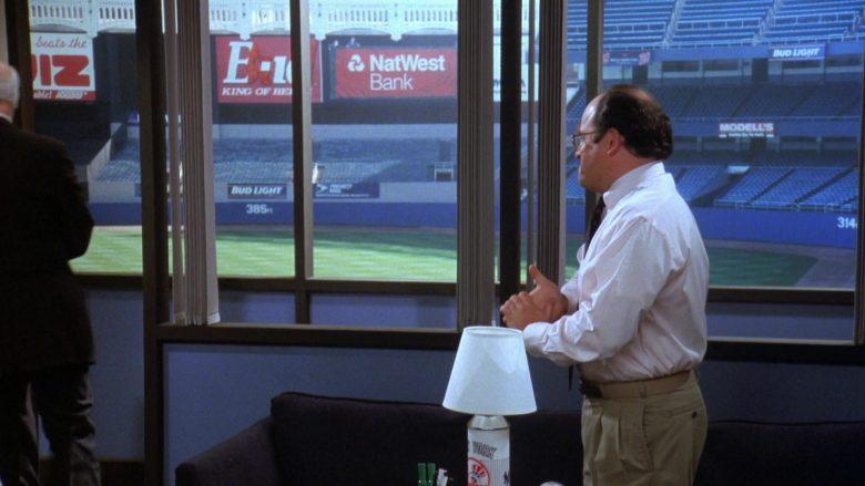 NatWest Bank in Seinfeld Season 7 Episode 21-22 The Bottle Deposit
